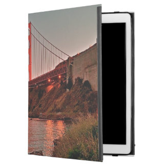 "Golden Gate Bridge at Sun Down iPad Pro 12.9"" Case"