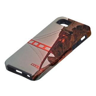 Golden Gate Bridge at Sun Down iPhone 5 Cover