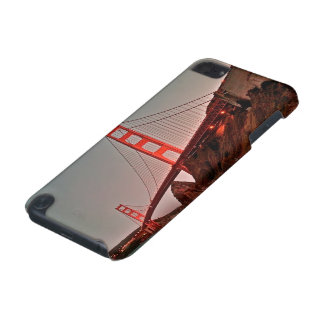 Golden Gate Bridge at Sun Down iPod Touch 5G Covers