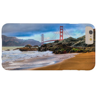 Golden Gate Bridge at sunset Barely There iPhone 6 Plus Case