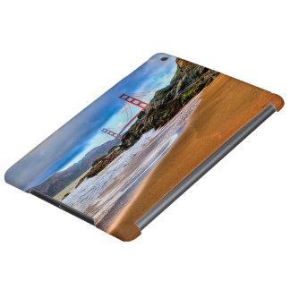 Golden Gate Bridge at sunset iPad Air Case