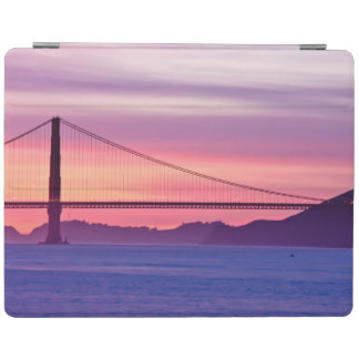 Golden Gate Bridge at Sunset iPad Cover