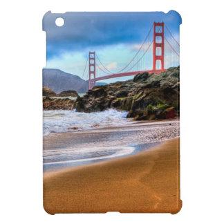 Golden Gate Bridge at sunset iPad Mini Case