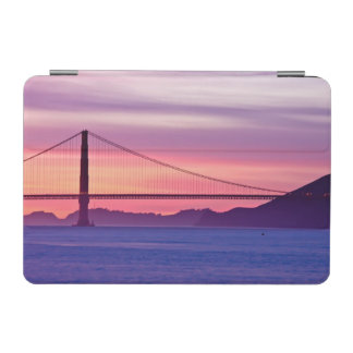 Golden Gate Bridge at Sunset iPad Mini Cover