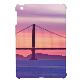 Golden Gate Bridge at Sunset iPad Mini Cover