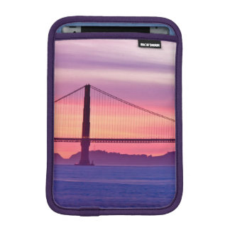 Golden Gate Bridge at Sunset iPad Mini Sleeve