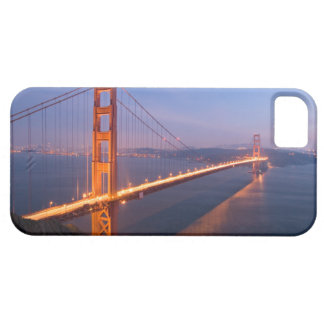 Golden Gate Bridge at Sunset iPhone 5 Cases