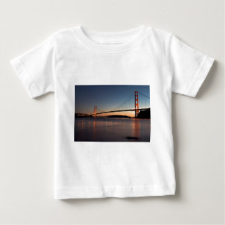 Golden Gate Bridge Baby T-Shirt