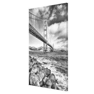 Golden Gate Bridge, California Stretched Canvas Prints
