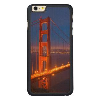 Golden Gate Bridge, California Carved Maple iPhone 6 Plus Case