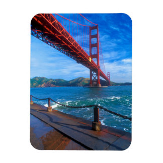 Golden Gate Bridge, California Magnet