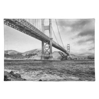 Golden Gate Bridge, California Placemat