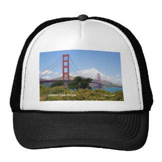 Golden Gate Bridge California Products Hat
