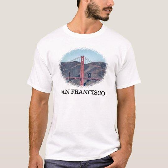 Golden Gate Bridge Closeup T-Shirt
