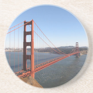Golden Gate Bridge Beverage Coaster