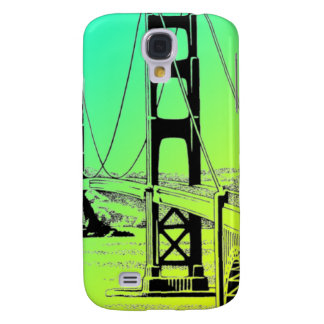 Golden Gate Bridge Cool Design Galaxy S4 Case