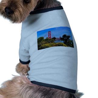 Golden Gate Bridge Doggie Tee Shirt