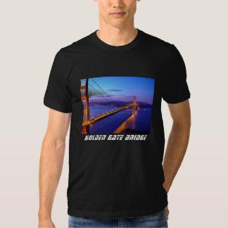 Golden Gate Bridge Evening View T-Shirt