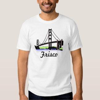 Golden Gate Bridge Frisco T-Shirt
