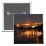 Golden Gate bridge from Barker Beach Button