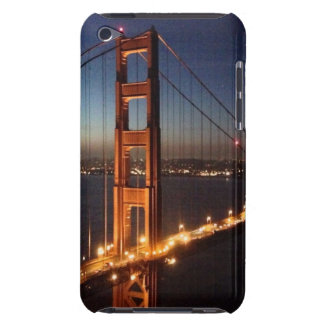 Golden Gate Bridge from Marin headlands Barely There iPod Case