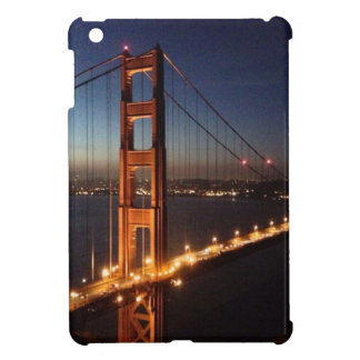 Golden Gate Bridge from Marin headlands Cover For The iPad Mini