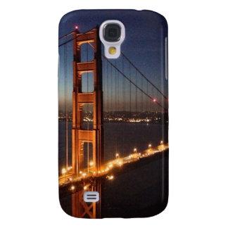 Golden Gate Bridge from Marin headlands Galaxy S4 Case
