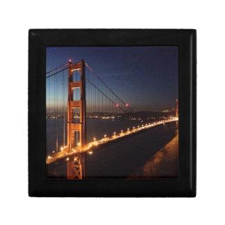 Golden Gate Bridge from Marin headlands Gift Box