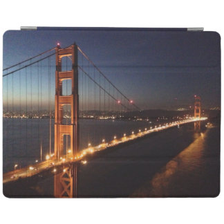 Golden Gate Bridge from Marin headlands iPad Cover