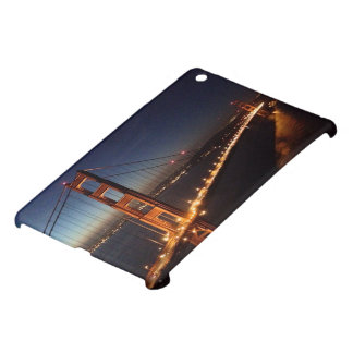 Golden Gate Bridge from Marin headlands iPad Mini Case