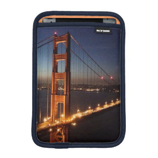 Golden Gate Bridge from Marin headlands iPad Mini Sleeve