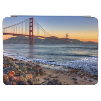 Golden Gate Bridge from San Francisco bay trail. iPad Air Cover