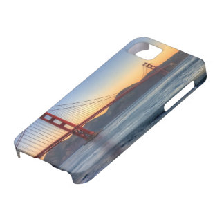 Golden Gate Bridge from San Francisco bay trail. iPhone 5 Cases