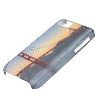 Golden Gate Bridge from San Francisco bay trail. iPhone 5C Case