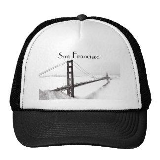 Golden Gate Bridge Hat, San Francisco