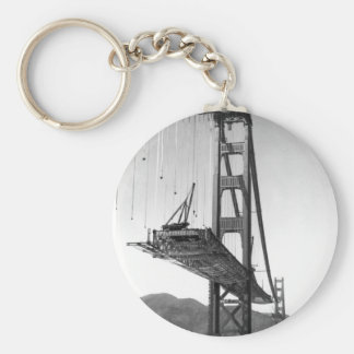 Golden Gate Bridge I Key Ring