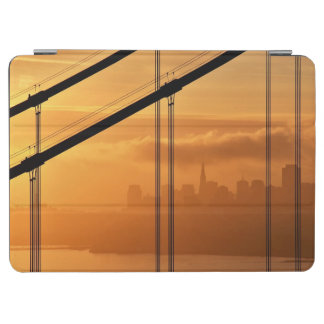 Golden Gate Bridge in front of the San Francisco iPad Air Cover