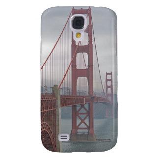 Golden gate bridge in mist. galaxy s4 case