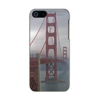 Golden gate bridge in mist. incipio feather® shine iPhone 5 case