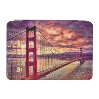 Golden Gate Bridge in San Francisco, California. iPad Mini Cover