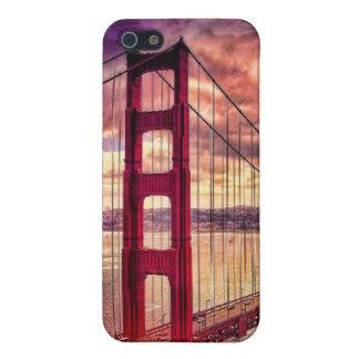 Golden Gate Bridge in San Francisco, California. iPhone 5/5S Cases