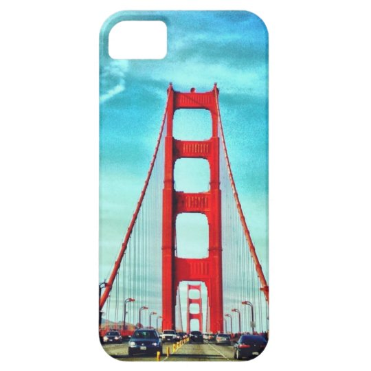 Golden Gate Bridge iPhone View iPhone 5 Covers