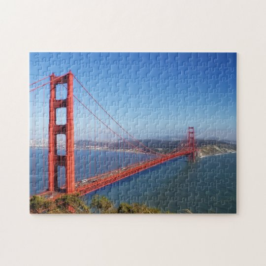 Golden Gate Bridge Jigsaw Puzzle