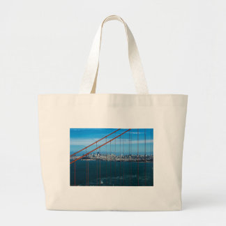 Golden Gate Bridge Jumbo Tote Bag
