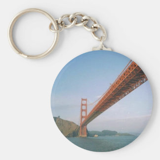 Golden Gate Bridge Key Ring