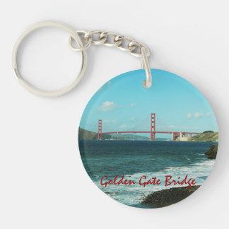 Golden Gate Bridge Keychain Acrylic Key Chains