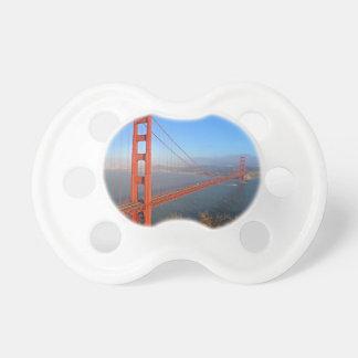 Golden Gate Bridge Pacifier