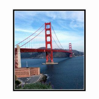 Golden Gate Bridge Photo Cutouts