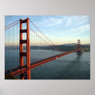 Golden Gate Bridge Poster