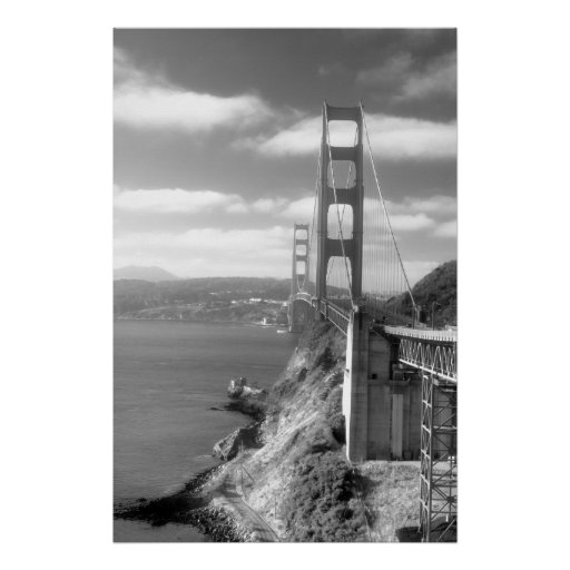 Golden Gate Bridge print/poster